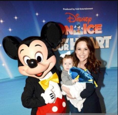 Julia Mimi Bella Nehdar is the only child of actress mother Lacey Chabert.