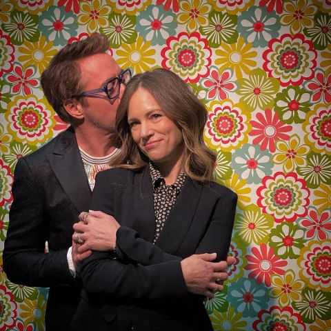 Exton Elias Downey's parents are married for almost fifteen years