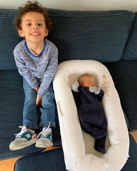 Anaridis Rodriguez's two adorable children