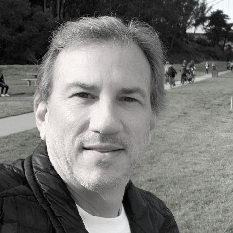 Mark Wallengren poses for a selfie.