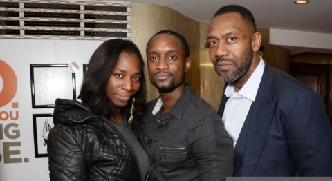 Peter Bankole is most of the time busy with his acting