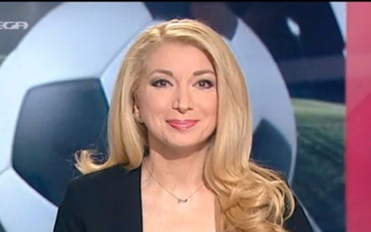 Zeta Theodorakopoulou has a net worth of $1 million