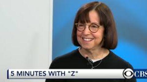 Susan Zirinsky live on television.