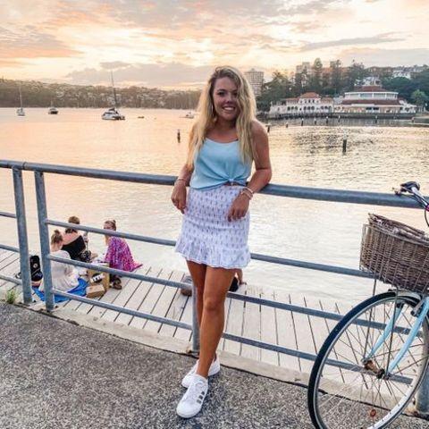 Lauren Stephenson has no affair with anyone