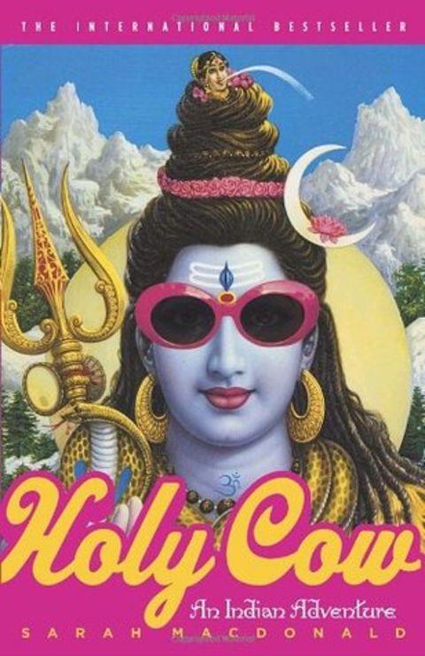 Sarah MacDonald's first book, Holy Cow an Indian Adventure