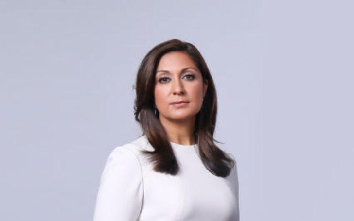 Amna Nawaz has a net worth of $500,000
