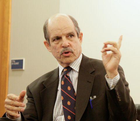 Paul Solman is an award winning economics journalist