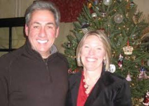 Sal Paolantonio and his wife