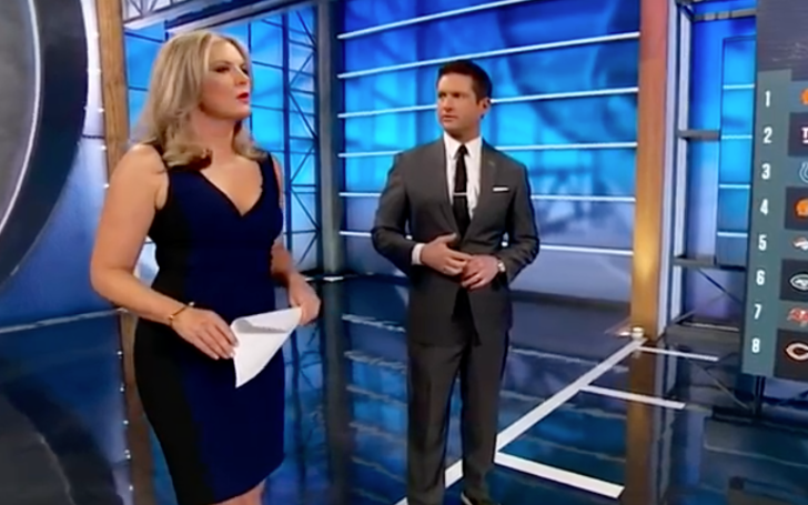 Wendy Nix is an ESPN news reporter with a $1 million net worth