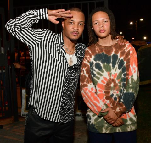 Domani Harris's father, T.I. holds an outstanding net worth of $50 million.