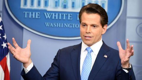 Anthony Scaramucci has a net worth collection of $200 million