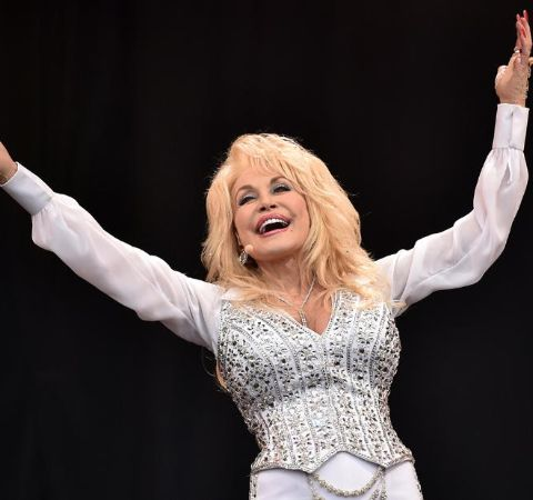 Dolly Parton accumulated a massive net worth of $600 million, as of 2020.