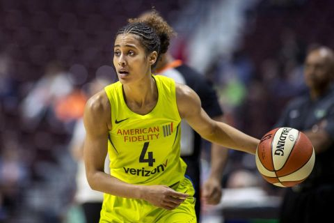 Skylar Diggins-Smith net worth collection is $1 million