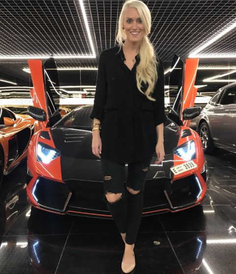 Alexandra Mary Hirschi has a net worth collection of $15 million