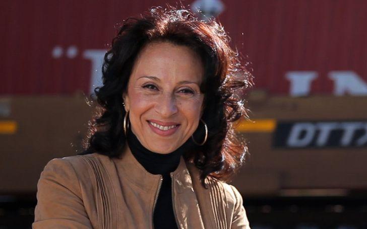 Maria Hinojosa net worth collection is $2 million