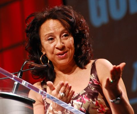 Maria Hinojosa is a veteran journalist, CEO and a book author.