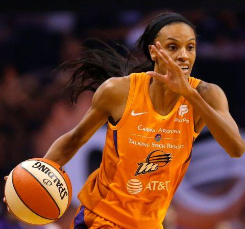 DeWanna Bonner is an American professional basketball player.