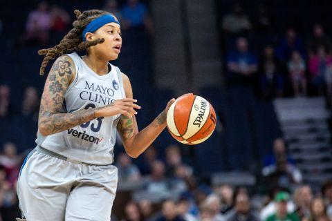 Seimone Augustus won four basketball championship