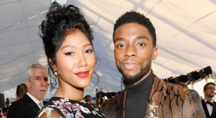 Taylor Simone Ledward is the wife of the late actor, Chadwick Boseman.
