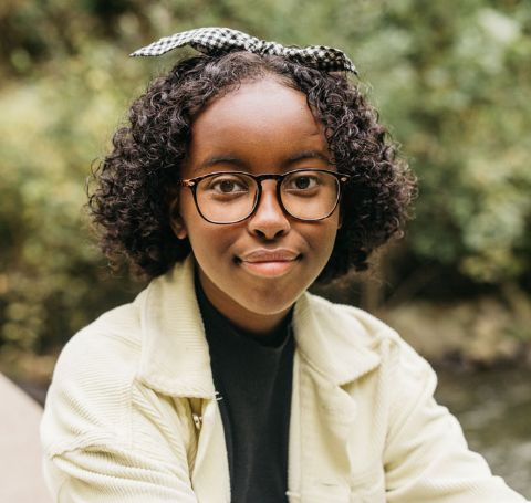 As of 2020, the environmental activist, Isra Hirsi, is 17-years-old.