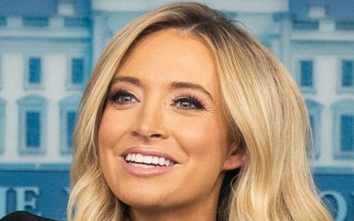 Kayleigh McEnany has a net worth collection of $500,000