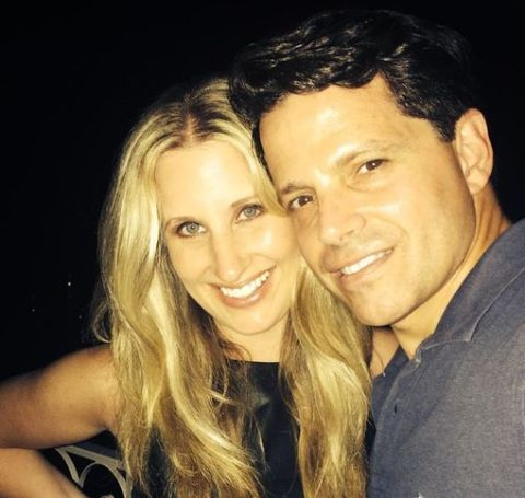 Deidre Ball began to date her husband, Anthony Scaramucci, back in 2011.