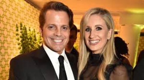 Anthony Scaramucci and his wife Deidre Ball