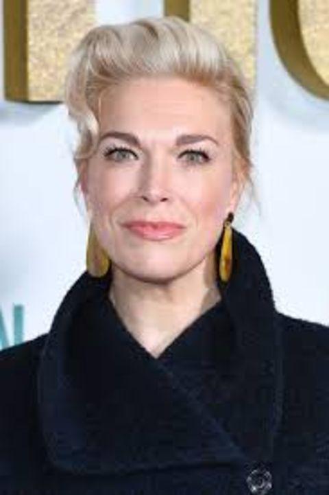 Hannah Waddingham is a established British actress