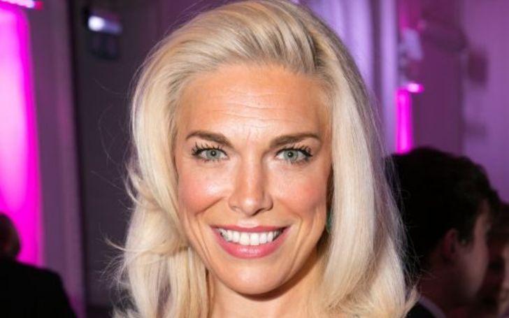 Hannah Waddingham has a net worth collection of $1 million