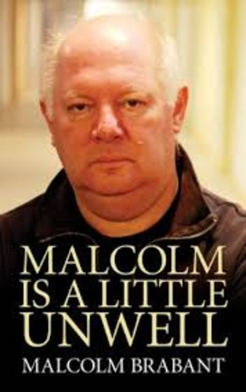 Malcolm Brabant and his book