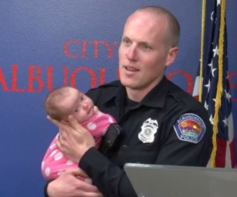 Ryan Holets Garners massive attention after he adopted a baby girl named Hope Holets.