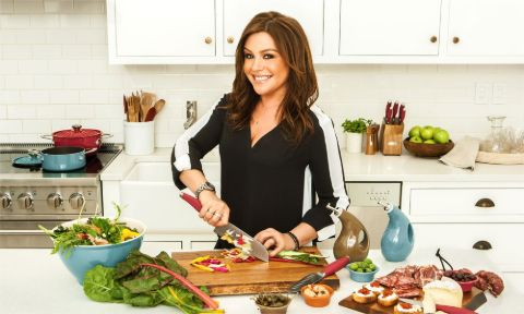 Rachael Ray is the author of 28 books