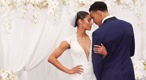 skylar-diggins-smith and her husband