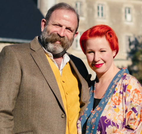 Dick Strawbridge holds an outstanding net worth of $3 million with positive cash flow as of 2020.