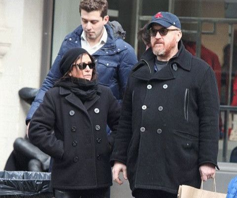 The Emmy and Grammy Award-winning comedian, Louis C.K. has been married once with his lovely ex-wife, Alix Bailey.