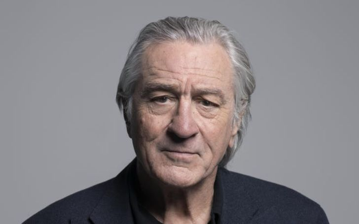 The veteran star Robert De Niro is Multi-millionaire, as of 2020.