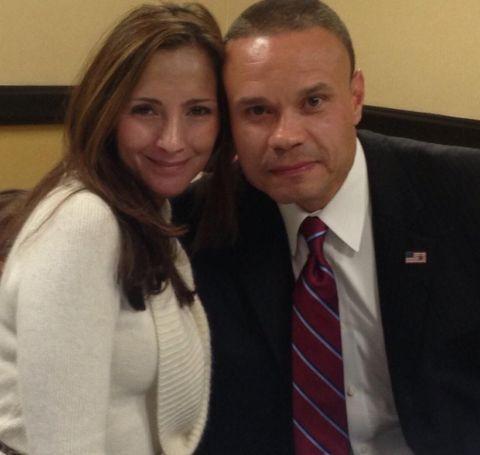 Paula Andrea Bongino's husband Dan was diagnosed with a seven-centimeter tumor near his vocal cords.