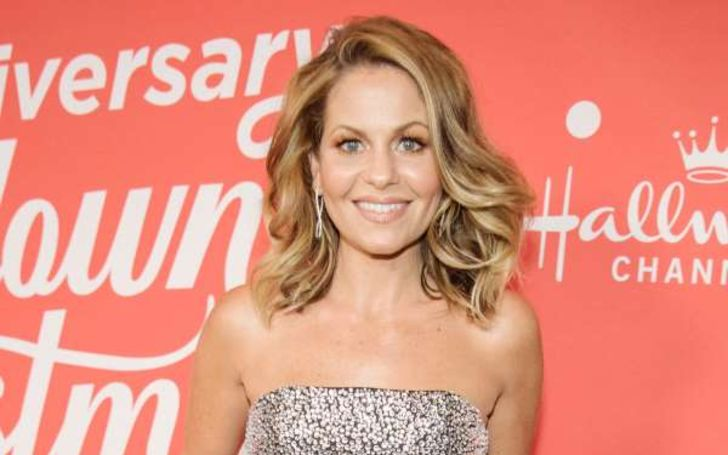 Candace Cameron Bure net worth collection is $14 million
