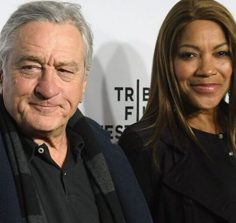 Robert De Niro, 77, first tied the knot with gorgeous actress Diahnne Abbott in 1976.