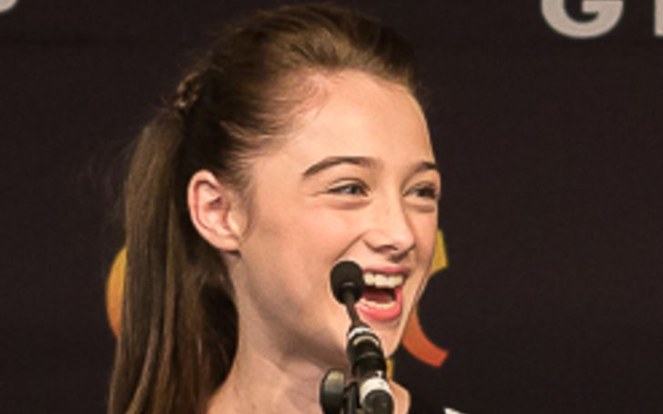 Born on November 12, 2001, Raffey Camomile Cassidy is a young English actress who holds net worth of $1 million, as of 2020.
