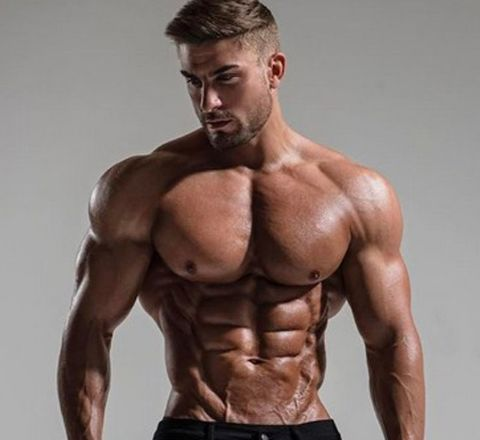 Ryan Terry is an internationally recognized Men's Physique competitor.