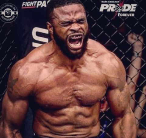 Tyron Woodley has a massive net worth of $4.5 million, as of 2020.