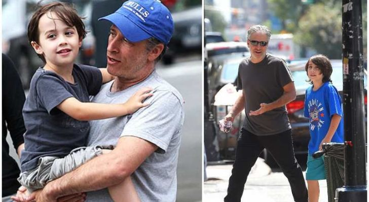 The veteran American artist Jon Stewart has two children, a son, Nathan Thomas Stewart and, a daughter, Maggie Rose Stewart.