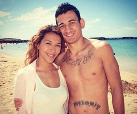 Kaimana Paaluhi tied the knot with her beau Max back in 2012