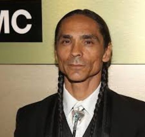 The veteran actor Zahn McClarnon is invested in the film industry since 1992.