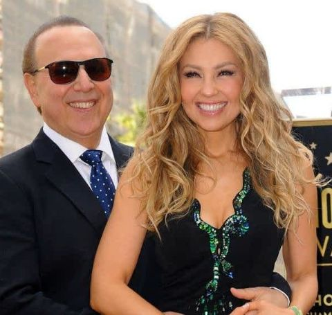 Tommy Mottola's second marriage was none other than the superstar Mariah Carey.