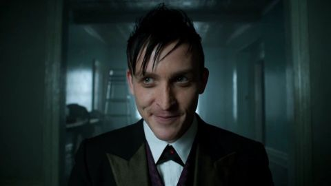 Robin Lord Taylor in Gotham