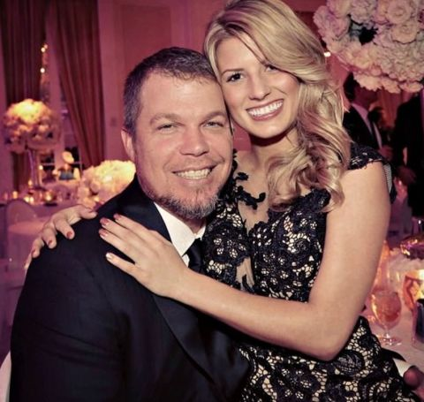 Taylor Higgins and Chipper Jones tied the knot on June 14, 2015; however, she's the third wife of her husband.