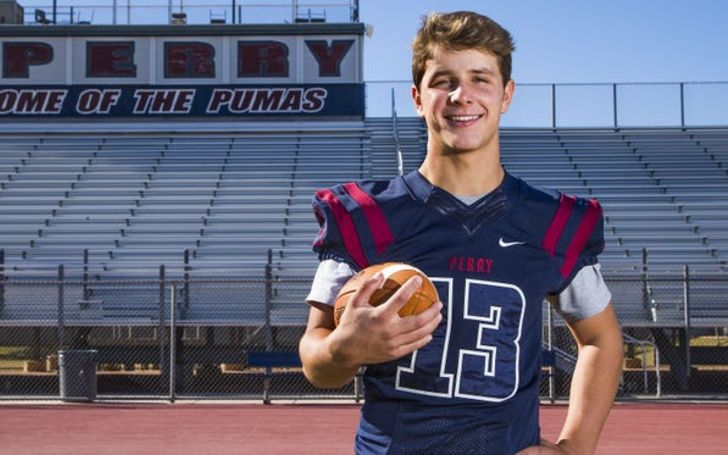 Brock Purdy is college athlete; thus, his net worth is unknown, as of 2020.
