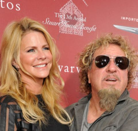 Kari Karte is well-known from her marriage with Sammy Hagar.